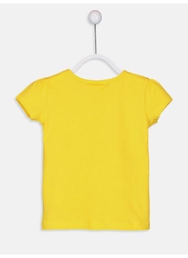 LC Waikiki Tişört Sarı